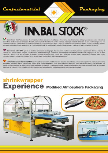 Modified atmosphere packaging | Machine Side Seal