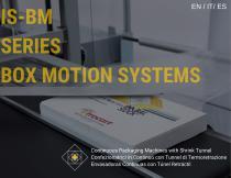 Shrink Wrapper Box Motion