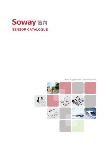 Soway Sensor Catalogue e-book               LVDT Displacement Sensor
