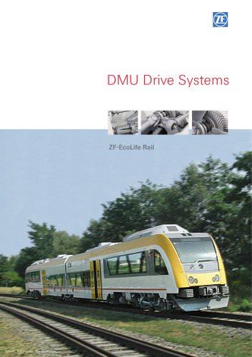 DMU Driveline System
