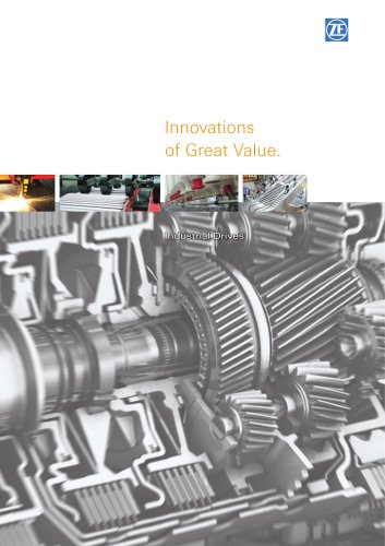 Innovations of Great Value.