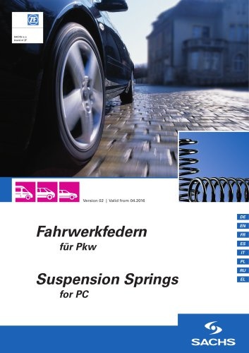 Suspension Springs for PC