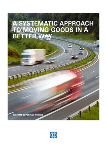 A systematic approach to moving goods in a better way