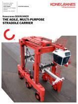 BOXRUNNER: The Agile, Multi-purpose Straddle Carrier