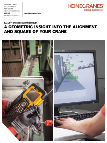 CraneQ Crane Geometric Survey