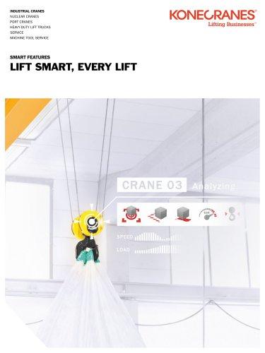 LIFT SMART, EVERY LIFT