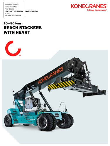 REACH STACKERS WITH HEART
