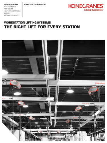 WORKSTATION LIFTING SYSTEMS