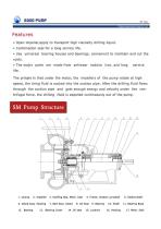 Sunbo Pump Centrifugal Sand Pump Oilwell Drilling - 3