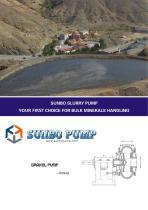 Sunbo Pump Gravel Pump River Dredging Dredger Pump - 1