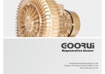 Goorui Side Channel Blower