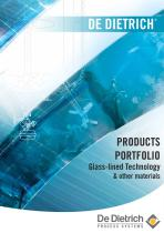 Product Portofolio catalog