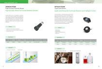 AUDIOWELL Liquid level sensor for continusly detection