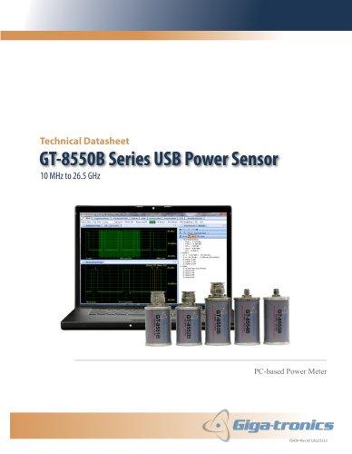 Giga-tronics GT-8550A Series USB Power Sensor Product