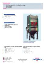 Brochure Bag Emptier - 2