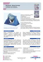 Brochure Tumbling Mixers - 1