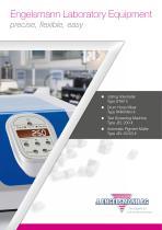 Laboratory technology brochure - 1