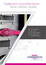 Long stroke screening machines - 1