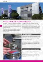 Long stroke screening machines - 2