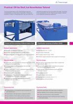 Long stroke screening machines - 5