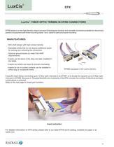 ARINC 801 LuxCis® Termini - 14
