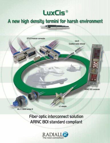 ARINC 801 LuxCis® Termini