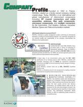 ARINC 801 LuxCis® Termini - 2
