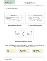ARINC 801 LuxCis® Termini - 7