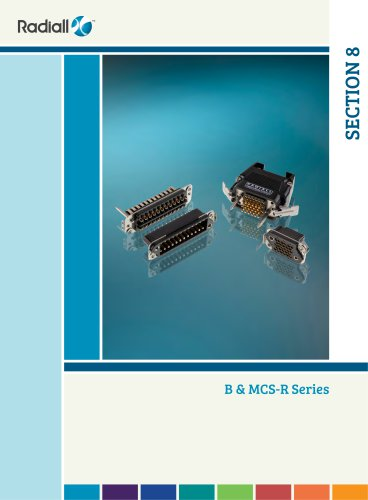 B & MCSR Series