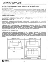 Coaxial Couplers - 9