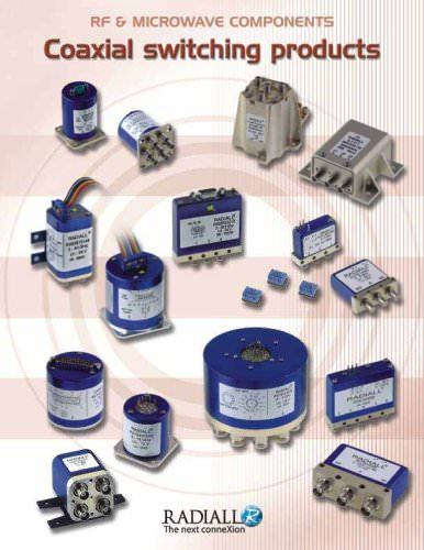 Coaxial Switching Products