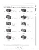 DSX Series (SAE AS91659 - ARINC 404) - 11