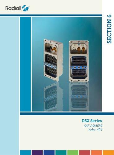 DSX Series (SAE AS91659 - ARINC 404)