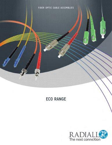 ECO range Patchcords & Pigtails
