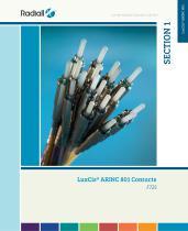 Fiber optics Full line catalog - 13