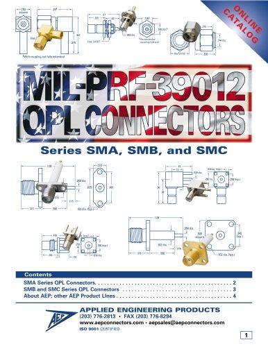 QPL Connectors