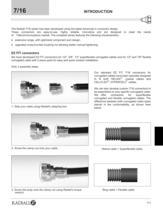 RF Coaxial Connectors 7/16 Series - 3