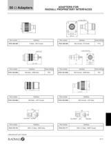 RF Coaxial Connectors Adapters Between Series - 17