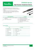 High Interchangable NTC for medical and lab