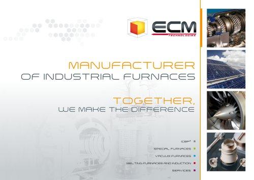 General presentation of ECM Technologies