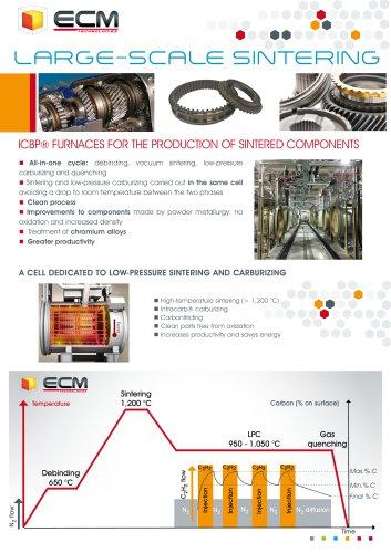 ICBP® - Large-scale sintering furnaces