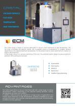 Vacuum furnace-CRISTAL
