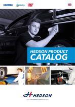 HEDSON PRODUCT CATALOG