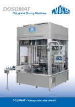 Filling and Closing Machines