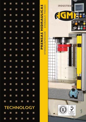 AGME Hydraulic Presses