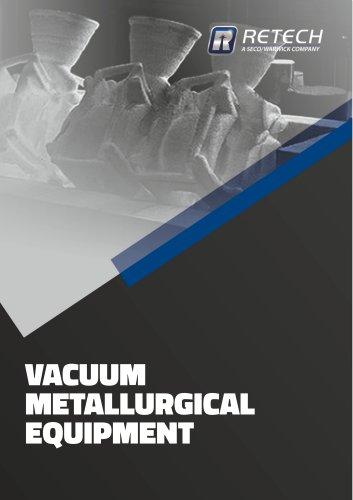 General Vacuum Metallurgical Equipment