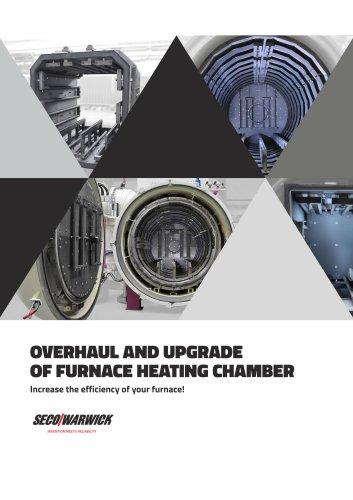 Overhaul and Upgrade of Furnace Heating Chamber