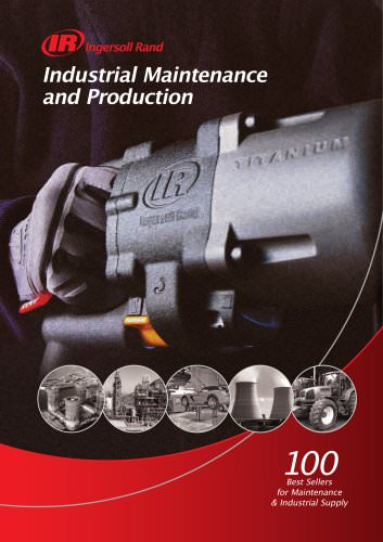 2007 Industrial Maintenance and Production