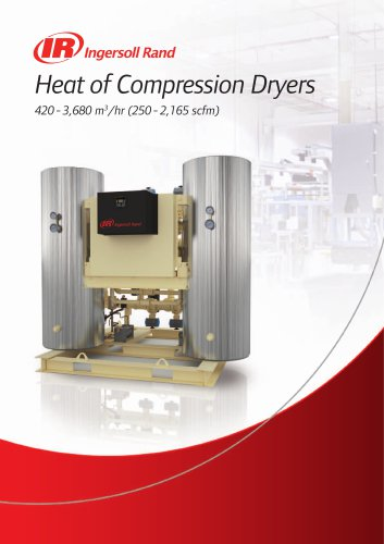 Heat of Compression Dryers - 2012