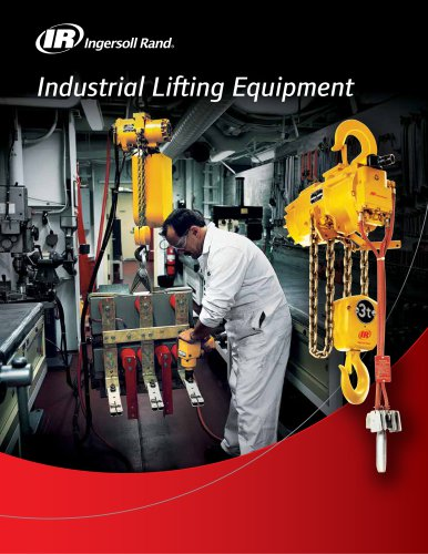 INDUSTRIAL LIFTING EQUIPMENT - IRITS-0709-066